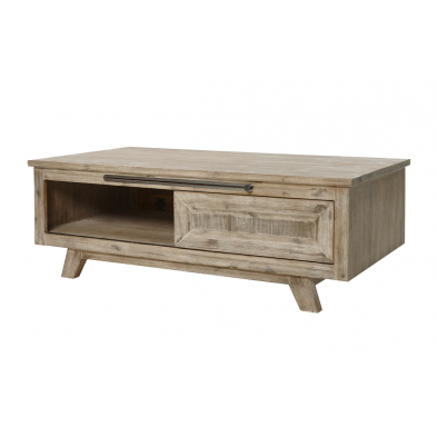 Table basse contemporaine 130 cm BORIS