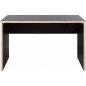 Bureau GW-DUO 120 cm coloris anthracite