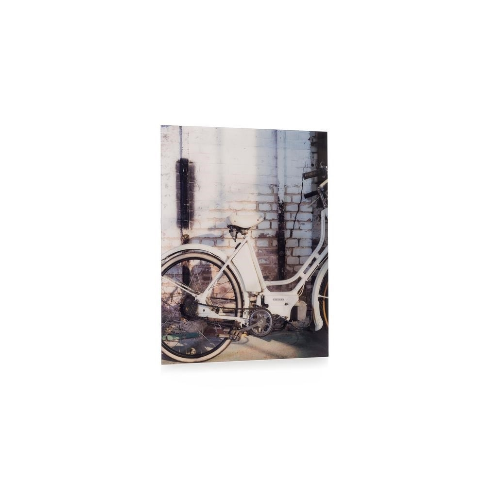 Tableau Old Bike 80 X 100 Cm YOUNIQ