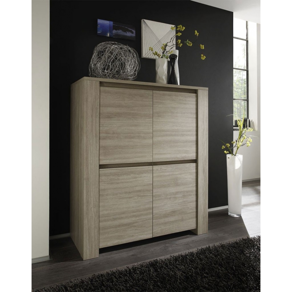 vaisselier bar 119 cm contemporain elsa vaisselier discount. Black Bedroom Furniture Sets. Home Design Ideas