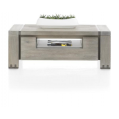 Table basse AVOLA 120 x 60 cm orme massif H&H
