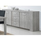 Buffet-Bahut contemporain 220 cm LORD