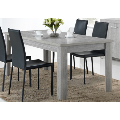 Table de salle manger contemporaine meubles thiry - Table de salle a manger contemporaine ...