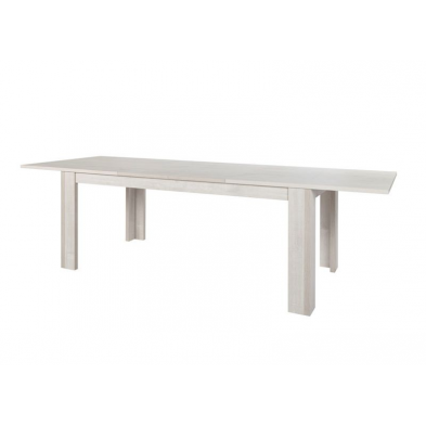 Table de salle manger contemporaine meubles thiry for Salle a manger jonas