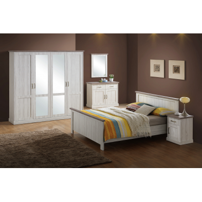 Chambre adulte contemporaine - Meubles Thiry