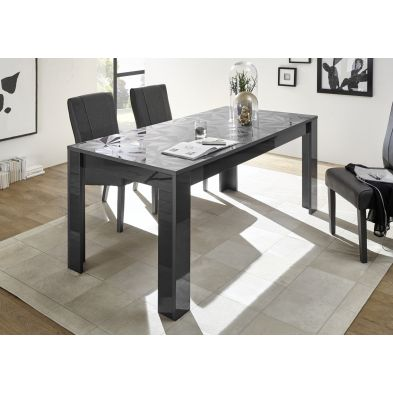 Table VENEZIA GRIS 180/90 cm