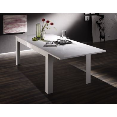 Table à allonge Design DIVANO 137(+40) x 90 cm