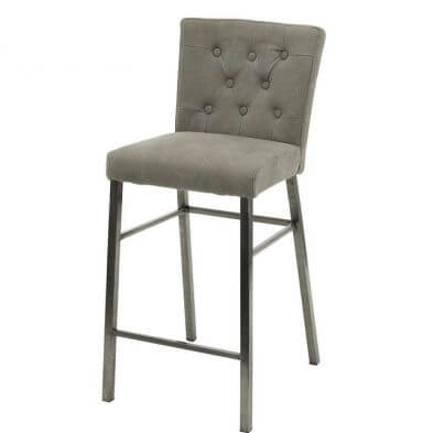 Tabouret bar ALEX anthracite
