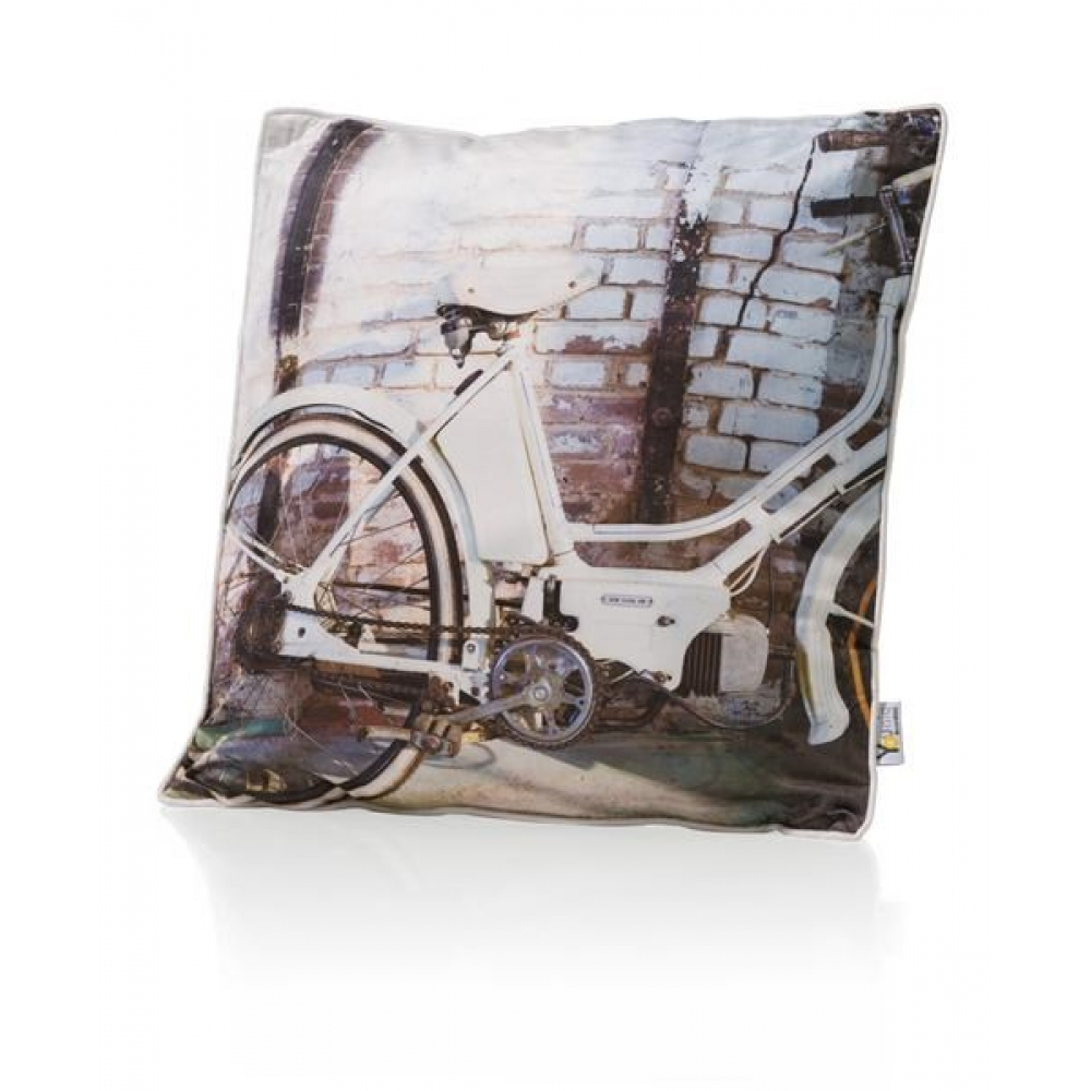 Coussin Bicycle 45 x 45 cm YOUNIQ