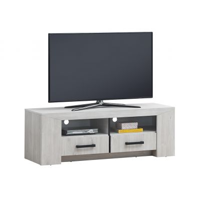 Meuble TV contemporain 136 cm DESIR