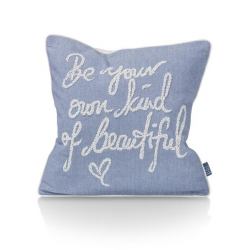 coussin Be Beautiful - 45 x 45 cm