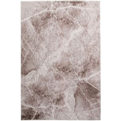 Tapis moderne My Palazzo 271 Taupe - effet marbre