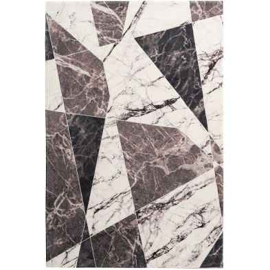 Tapis moderne My Palazzo 274 Taupe - effet marbre