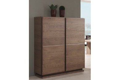 vaisselier vitrine et argentier en bois massif meubles thiry. Black Bedroom Furniture Sets. Home Design Ideas